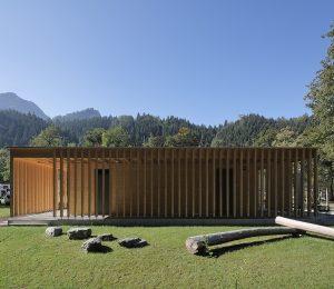 Projekt: Campingplatz Dornbirn Architekt: Johannes Kaufmann GmbH Ort: A-Dornbirn Datum: 2019/09